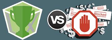 Desactiva Adblock en LogrosXbox