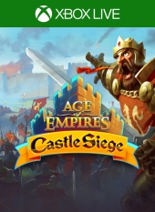 Portada de Age of Empires: Castle Siege