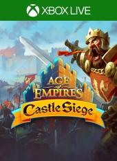 Portada de Age of Empires: Castle Siege