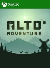 Portada de Alto's Adventure