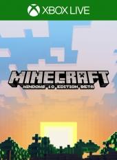 Portada de Minecraft: Windows 10 Edition