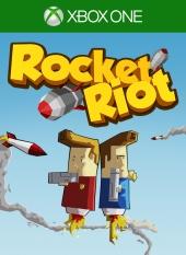 Portada de Rocket Riot