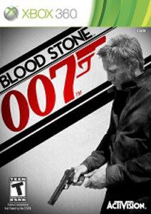 Portada de 007 Blood Stone