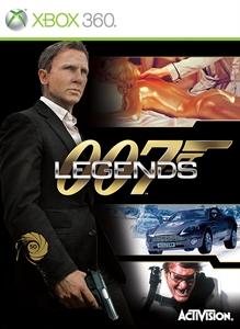 Portada de 007 Legends