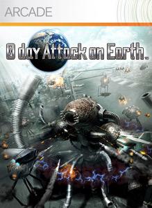 Portada de 0 day Attack on Earth
