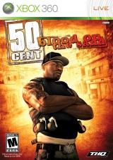 Portada de 50 Cent: Blood on the Sand