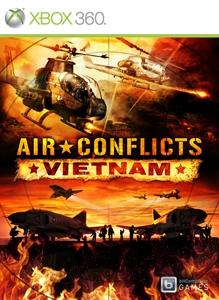 Portada de Air Conflicts: Vietnam