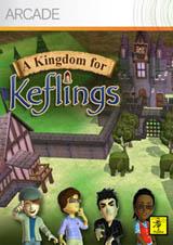 Portada de A Kingdom for Keflings