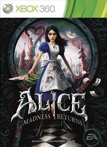 Portada de Alice: Madness Returns