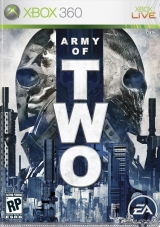 Portada de Army of Two