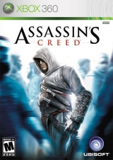 Portada de Assassin's Creed