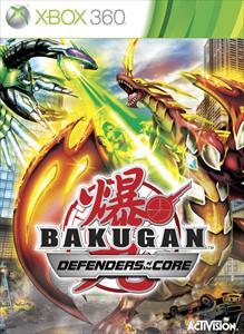 Portada de Bakugan: Defensores de la Tierra