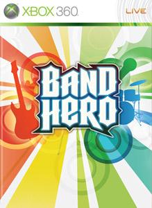 Portada de Band Hero