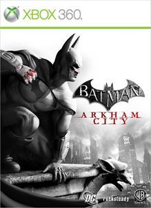 Portada de Batman: Arkham City