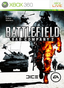 Portada de Battlefield: Bad Company 2