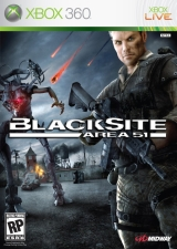 Portada de Blacksite: Area 51