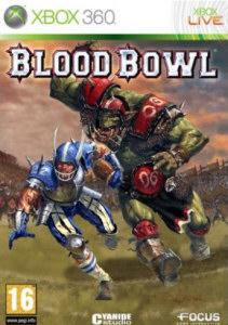 Portada de Blood Bowl