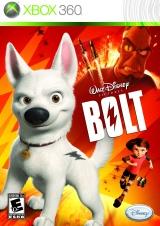 Portada de Bolt