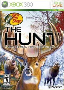 Portada de Bass Pro Shops: The Hunt
