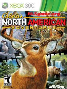 Portada de Cabela's North American Adventures