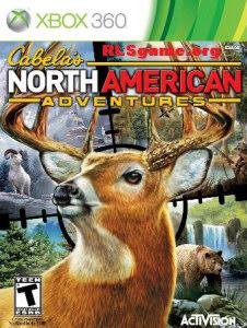 Portada de Cabela's North American Adventures