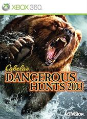 Portada de Cabela's Dangerous Hunts 2013