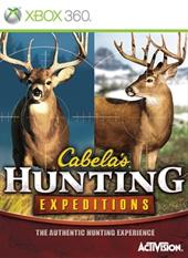 Portada de Cabela's Hunting Expeditions