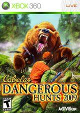 Portada de Cabela's Dangerous Hunts 2009