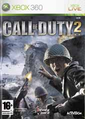Portada de Call of Duty 2