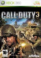 Portada de Call of Duty 3