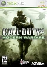 Portada de Call of Duty 4: Modern Warfare