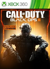 Portada de Call of Duty: Black Ops III
