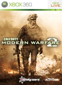 Portada de Call of Duty: Modern Warfare 2
