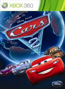 Portada de Cars 2: El Videojuego