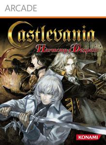 Portada de Castlevania: Harmony of Despair