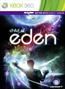 Portada de Child of Eden