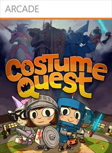 Costume Quest Games With Gold de septiembre