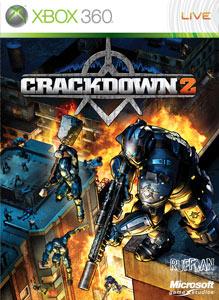 Portada de Crackdown 2