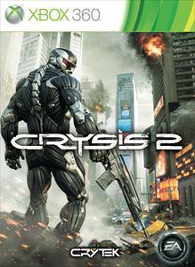 Portada de Crysis 2