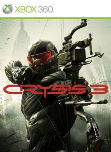 Portada de Crysis 3