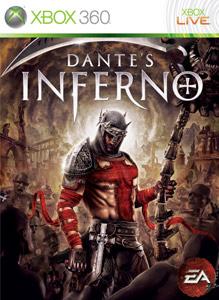 Portada de Dante's Inferno