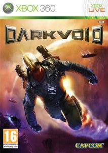 Portada de Dark Void