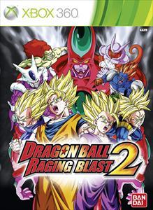 Portada de Dragon Ball: Raging Blast 2