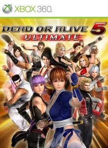 Portada de Dead or Alive 5: Ultimate