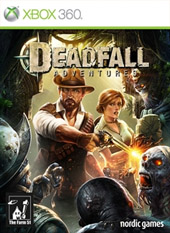 Portada de Deadfall Adventures