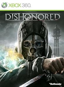 Portada de Dishonored