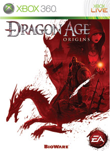 Portada de Dragon Age: Origins