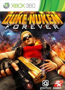 Portada de Duke Nukem Forever