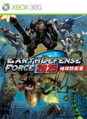 Earth Defense Force 2025 Games With Gold de agosto