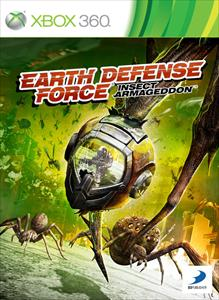 Earth Defense Force: Insect Armageddon Games With Gold de abril